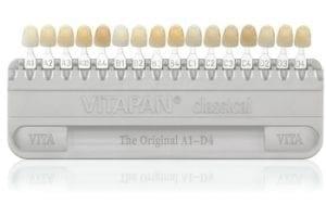 Standard Vita Shade Guide
